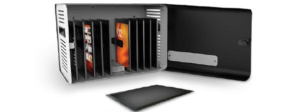 ChargeBox Tablet Locker