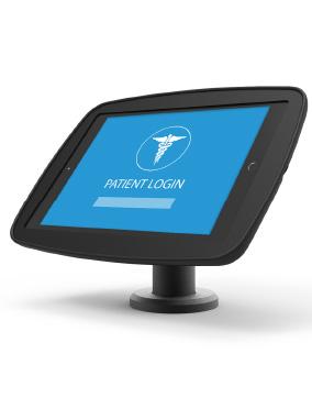 HyperSpace Medical iPad Kiosk