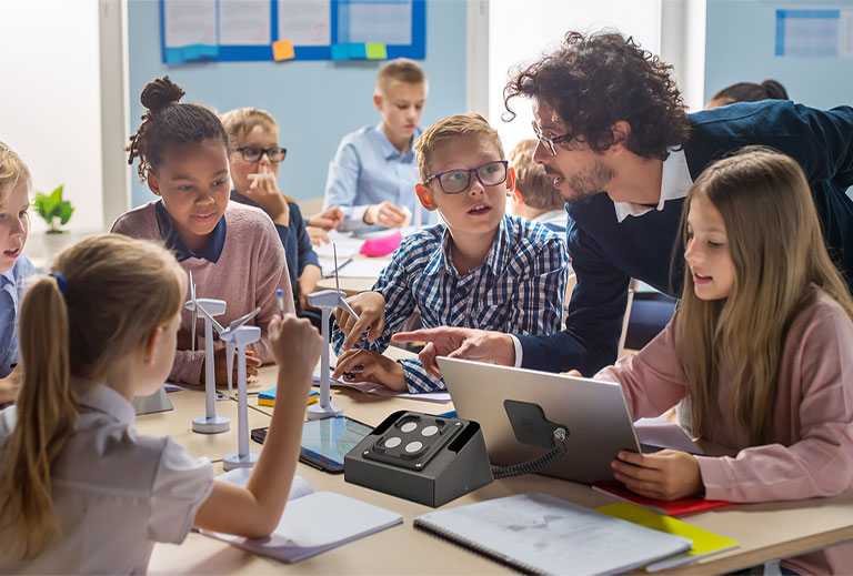 IT hardware security solutions for education